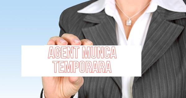 Ghid complet: Totul despre agentul de munca temporara!