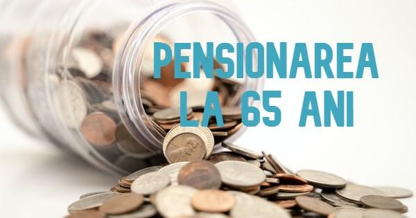 Dificultati la pensionare. Femeile pot iesi anticipat la pensie cu penalizare