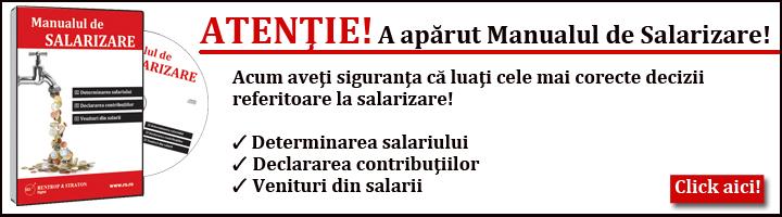 Manual de Salarizare