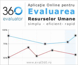 Aplicatii online: Evaluarea personalului