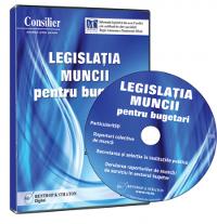 Legislatia muncii pentru bugetari