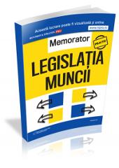 Memorator Legislatia Muncii!