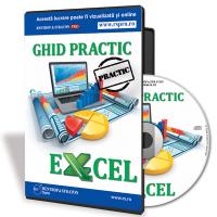 Ghid practic Excel - rezolva orice problema de Excel fara a urma cursuri!