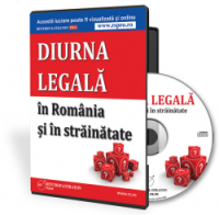 Diurna Legala in Romania si in Strainatate: fi in deplina legalitate