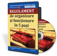 Regulamentul de  Organizare si Functionare (ROF) penttu bunul mers al firmei