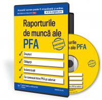 Raporturile de munca ale PFA - Legislatie comentata, exemple practice