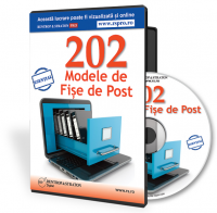 202 Modele fise de post - documente OBLIGATORII