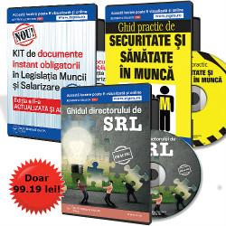 Kitul Administratorului de SRL