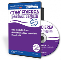 CD Concedierea Perfect Legala