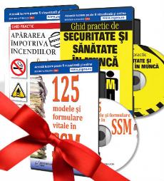 Pachetul Expert SSM: vitale pentru activitatea dvs. zilnica