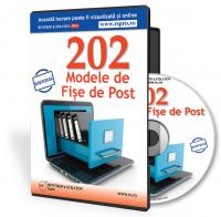 202 Modele fise de post