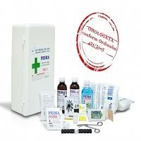 Trusa sanitara de prim ajutor obligatorie si omologata