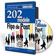 202 Modele de fise de post