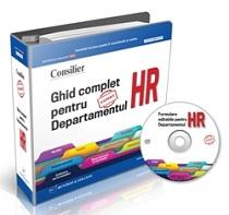 Ghid Complet pentru Departamentul HR