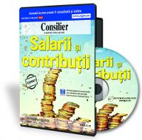 Consilier Salarii si Contributii